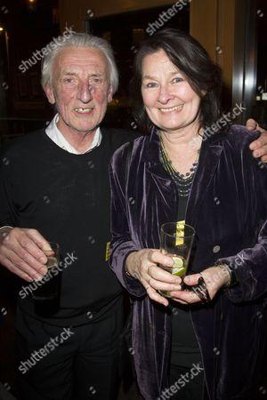 Eric Richard and Fiona Victory