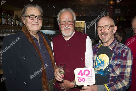 Editorial image of Paines Plough 40th Anniversary Reunion, London, Britain - 15 Jan 2014
