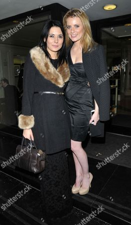 Stock Picture of Natalie Sawyer and Rachel Wyse