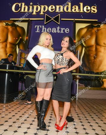 Jesse Jane and Kaylani Lei
