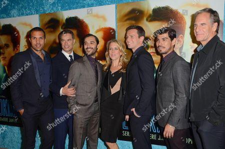 Editorial photo of 'Looking' HBO TV series premiere, Los Angeles, America - 15 Jan 2014