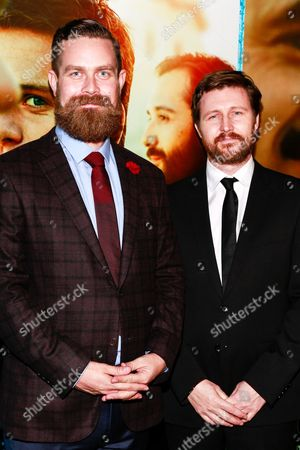 Editorial picture of 'Looking' HBO TV series premiere, Los Angeles, America - 15 Jan 2014
