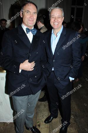 A A Gill and Martin Waller