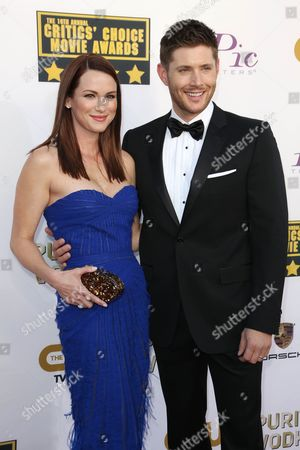 Editorial photo of 19th Annual Critics' Choice Movie Awards, Arrivals, Los Angeles, America - 16 Jan 2014