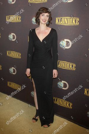 Editorial picture of Discovery Channel 'Klondike' TV series premiere, New York, America - 16 Jan 2014