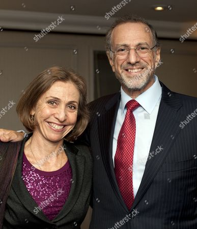 Stock Picture of Barbara and Mick Davis