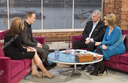 Editorial image of 'This Morning' TV Programme, London, Britain. - 17 Jan 2014
