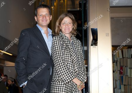 Editorial photo of JW3 Official Opening, London, Britain - 01 Oct 2013