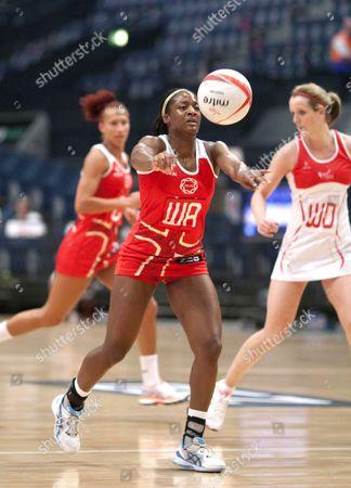 Sasha Corbin of England Netball
