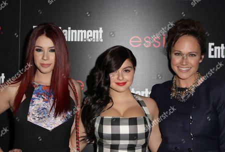 Jillian Rose Reed, Ariel Winter, Nikki Deloach