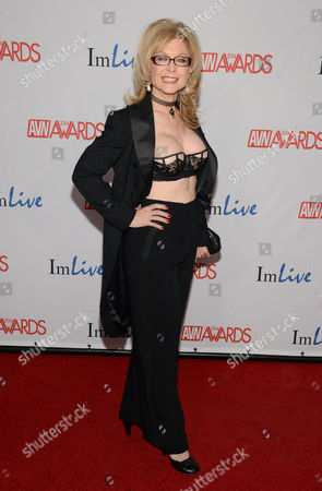 Stock Picture of Nina Hartley