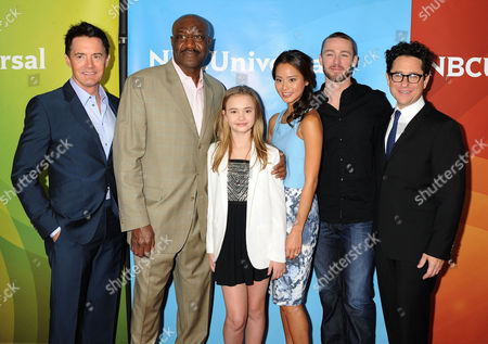 Kyle MacLachlan, Delroy Lindo, Johnny Sequoyah, Jamie Chung and Jake McLaughlin