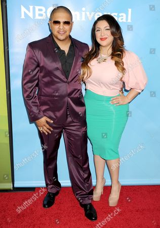 Fernando Vargas and Martha Vargas