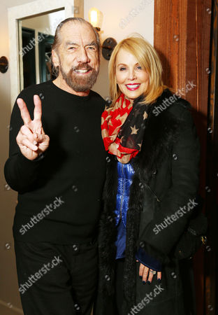 John Paul DeJoria and Eloise DeJoria