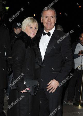 Editorial image of Football Writers' Association Tribute Dinner, Savoy Hotel, London, Britain - 19 Jan 2014