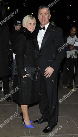 Stock Photo of Lynn Stewart and Alec Stewart