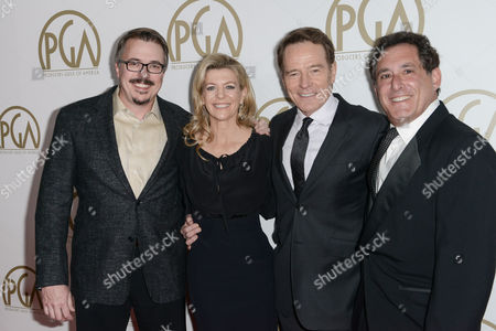 Editorial photo of The 25th Annual PGA Awards at The Beverly Hilton, Los Angeles, America - 19 Jan 2014
