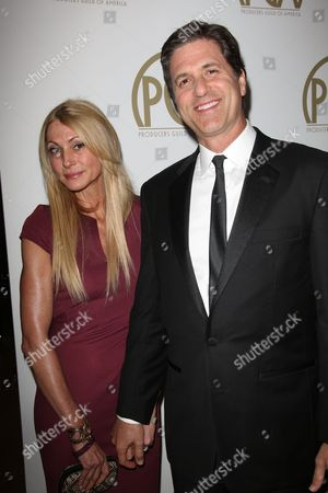 Editorial picture of The 25th Annual PGA Awards at The Beverly Hilton, Los Angeles, America - 19 Jan 2014