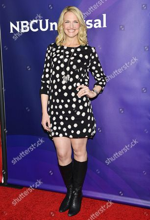 Editorial picture of NBC Universal 2014 Winter Press Tour, Los Angeles, America - 19 Jan 2014