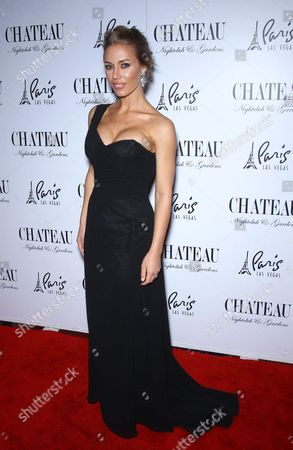 Editorial image of AVN After Party at Chateau Nightclub, Las Vegas, America - 18 Jan 2014