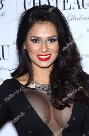 Stock Photo of Vanessa Veracruz