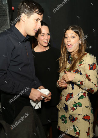 Mark Ronson, Cygalle Dias and Ariana DiLorenzo