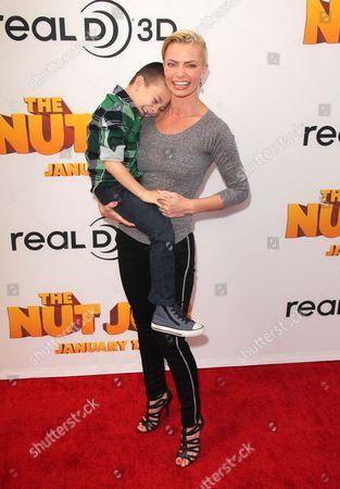 Editorial image of 'The Nut Job' film premiere, Los Angeles, America - 11 Jan 2014