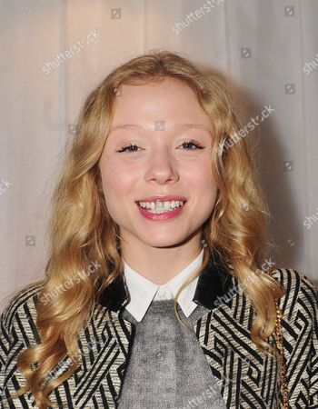 Stock Picture of Naomi Battrick