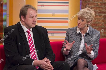 Toby Perkins and Brigid Simmonds