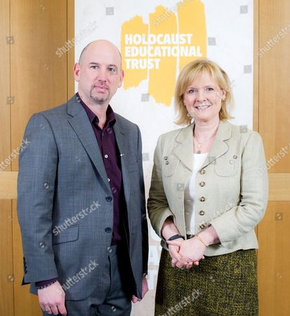 Thomas Harding, author of 'Hanns and Rudolf' with Martha Kearney, Presenter of BBC Radio 4's The World at One