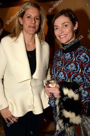 Bec Astley Clarke and Camilla Rutherford