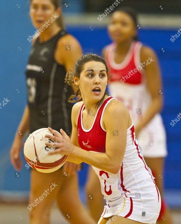 Stock Picture of Mia Ritchie of England A