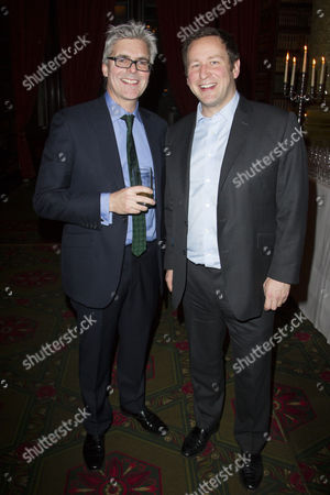 Matthew Byam Shaw (Producer) and Ed Vaizey