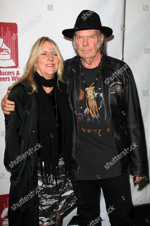 Pegi Young and Neil Young