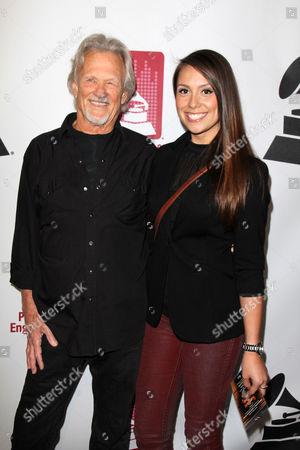 Kris Kristofferson and Samantha Schultz