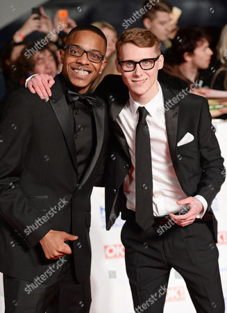 Khali Best and Jamie Borthwick