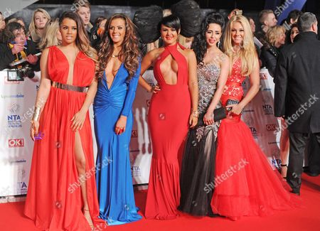 The Valleys - Lateysha Grace, Natalee Harris, Nicole Morris, Jenna Jonathan and Carley Belmonte