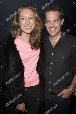 Nina Raine and Adam James (Don)