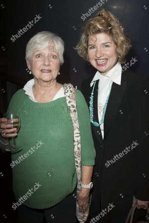 Stock Photo of Polly Adams (Alice) and Issy Van Randwyck