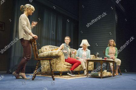 Emilia Fox as Catherine, Shannon Tarbet as Avery, Polly Adams as Alice, Emma Fielding as Gwen
