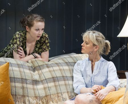 Shannon Tarbet as Avery, Emilia Fox as Catherine