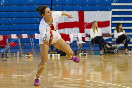Mia Ritchie of England A