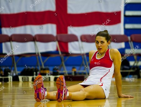Stock Photo of Mia Ritchie of England A