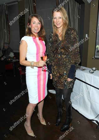 Sara Madderson and Tilly Wood