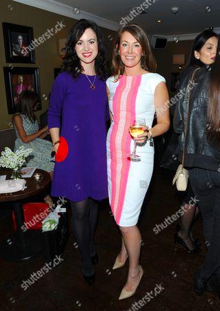 Sally Humphreys and Sara Madderson