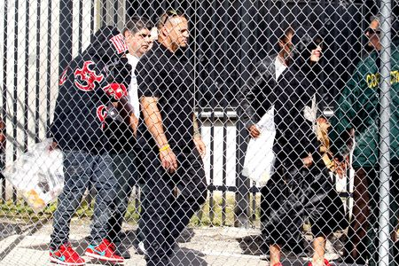 Editorial picture of Justin Bieber released on bail, Turner Guiford Knight correctional institute, Miami, America - 23 Jan 2014
