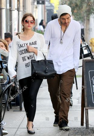 Ashley Benson and Ryan Good