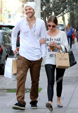 Ryan Good and Ashley Benson