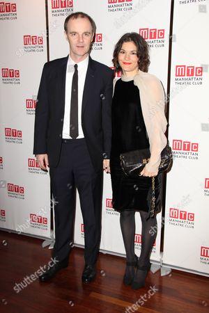Brian F O'Byrne, Heather Goldenhersh