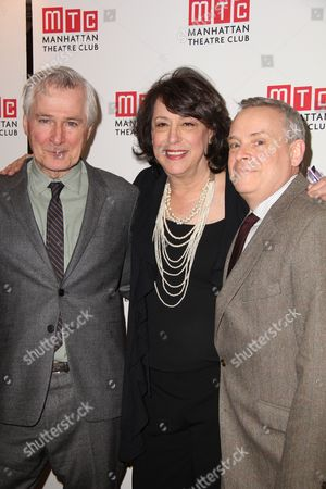 John Patrick Shanley, Lynne Meadow, Doug Hughes